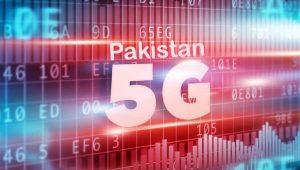 Pakistan launch 5G services